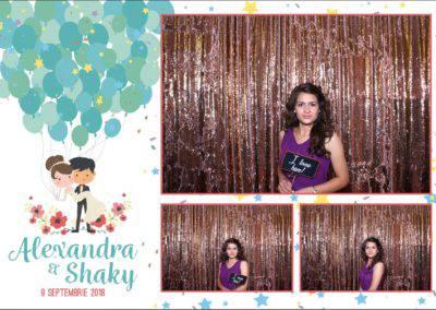 Cabina Foto Showtime - FUN BOX - Alexandra & Shaky - Nunta - OK Ballroom Ramnicu Valcea (17)