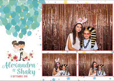 Cabina Foto Showtime - FUN BOX - Alexandra & Shaky - Nunta - OK Ballroom Ramnicu Valcea (18)