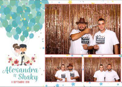 Cabina Foto Showtime - FUN BOX - Alexandra & Shaky - Nunta - OK Ballroom Ramnicu Valcea (19)