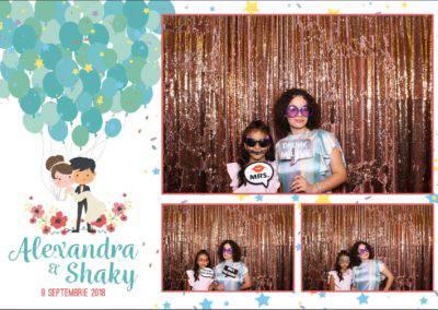 Cabina Foto Showtime - FUN BOX - Alexandra & Shaky - Nunta - OK Ballroom Ramnicu Valcea (22)