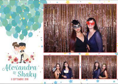 Cabina Foto Showtime - FUN BOX - Alexandra & Shaky - Nunta - OK Ballroom Ramnicu Valcea (23)