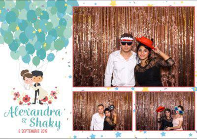 Cabina Foto Showtime - FUN BOX - Alexandra & Shaky - Nunta - OK Ballroom Ramnicu Valcea (24)