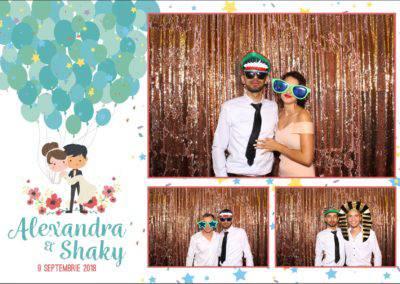 Cabina Foto Showtime - FUN BOX - Alexandra & Shaky - Nunta - OK Ballroom Ramnicu Valcea (25)