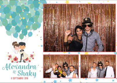Cabina Foto Showtime - FUN BOX - Alexandra & Shaky - Nunta - OK Ballroom Ramnicu Valcea (27)