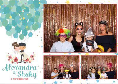 Cabina Foto Showtime - FUN BOX - Alexandra & Shaky - Nunta - OK Ballroom Ramnicu Valcea (28)