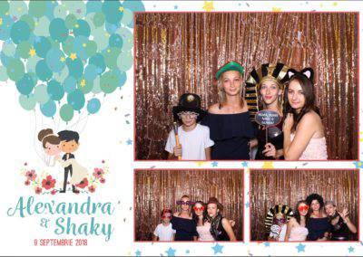 Cabina Foto Showtime - FUN BOX - Alexandra & Shaky - Nunta - OK Ballroom Ramnicu Valcea (29)