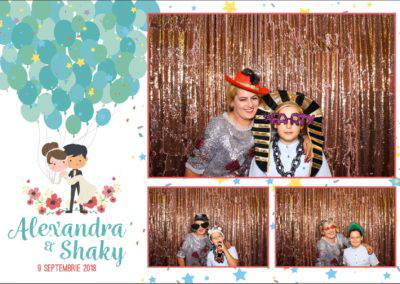 Cabina Foto Showtime - FUN BOX - Alexandra & Shaky - Nunta - OK Ballroom Ramnicu Valcea (30)