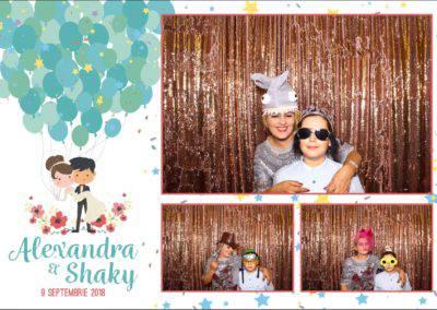 Cabina Foto Showtime - FUN BOX - Alexandra & Shaky - Nunta - OK Ballroom Ramnicu Valcea (31)
