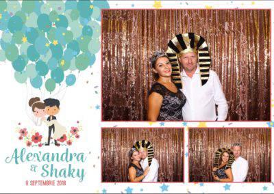 Cabina Foto Showtime - FUN BOX - Alexandra & Shaky - Nunta - OK Ballroom Ramnicu Valcea (32)