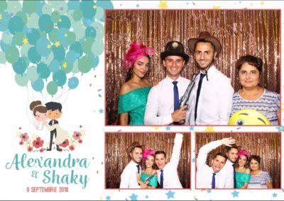 Cabina Foto Showtime - FUN BOX - Alexandra & Shaky - Nunta - OK Ballroom Ramnicu Valcea (33)