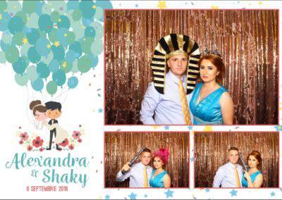 Cabina Foto Showtime - FUN BOX - Alexandra & Shaky - Nunta - OK Ballroom Ramnicu Valcea (34)