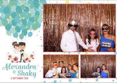 Cabina Foto Showtime - FUN BOX - Alexandra & Shaky - Nunta - OK Ballroom Ramnicu Valcea (35)