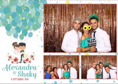 Cabina Foto Showtime - FUN BOX - Alexandra & Shaky - Nunta - OK Ballroom Ramnicu Valcea (36)
