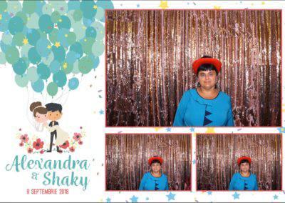 Cabina Foto Showtime - FUN BOX - Alexandra & Shaky - Nunta - OK Ballroom Ramnicu Valcea (37)