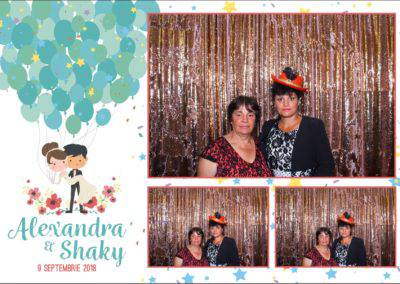 Cabina Foto Showtime - FUN BOX - Alexandra & Shaky - Nunta - OK Ballroom Ramnicu Valcea (38)