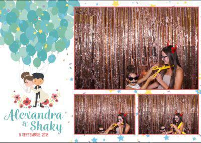 Cabina Foto Showtime - FUN BOX - Alexandra & Shaky - Nunta - OK Ballroom Ramnicu Valcea (39)