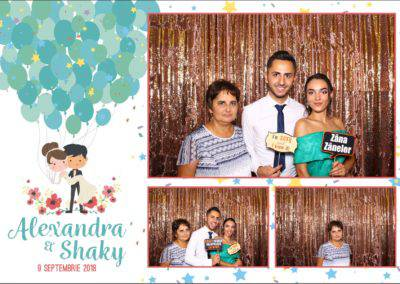 Cabina Foto Showtime - FUN BOX - Alexandra & Shaky - Nunta - OK Ballroom Ramnicu Valcea (40)