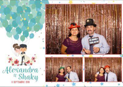 Cabina Foto Showtime - FUN BOX - Alexandra & Shaky - Nunta - OK Ballroom Ramnicu Valcea (41)