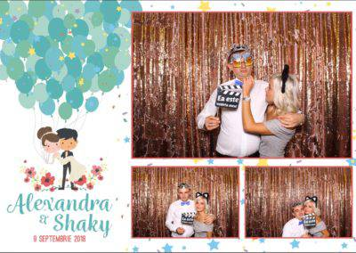 Cabina Foto Showtime - FUN BOX - Alexandra & Shaky - Nunta - OK Ballroom Ramnicu Valcea (42)