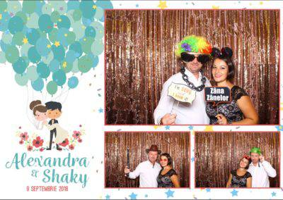 Cabina Foto Showtime - FUN BOX - Alexandra & Shaky - Nunta - OK Ballroom Ramnicu Valcea (43)