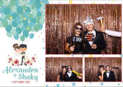 Cabina Foto Showtime - FUN BOX - Alexandra & Shaky - Nunta - OK Ballroom Ramnicu Valcea (44)