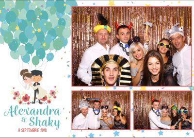 Cabina Foto Showtime - FUN BOX - Alexandra & Shaky - Nunta - OK Ballroom Ramnicu Valcea (45)