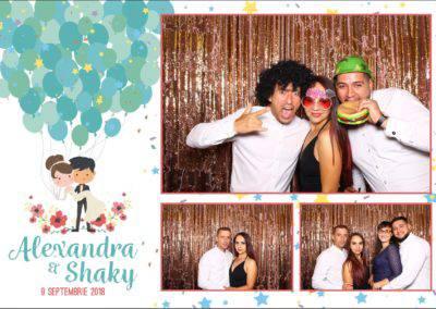 Cabina Foto Showtime - FUN BOX - Alexandra & Shaky - Nunta - OK Ballroom Ramnicu Valcea (47)