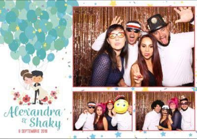 Cabina Foto Showtime - FUN BOX - Alexandra & Shaky - Nunta - OK Ballroom Ramnicu Valcea (48)