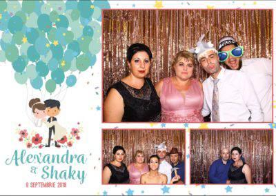 Cabina Foto Showtime - FUN BOX - Alexandra & Shaky - Nunta - OK Ballroom Ramnicu Valcea (49)