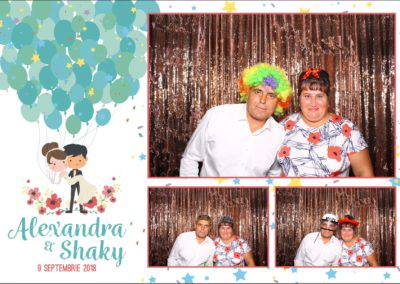 Cabina Foto Showtime - FUN BOX - Alexandra & Shaky - Nunta - OK Ballroom Ramnicu Valcea (5)