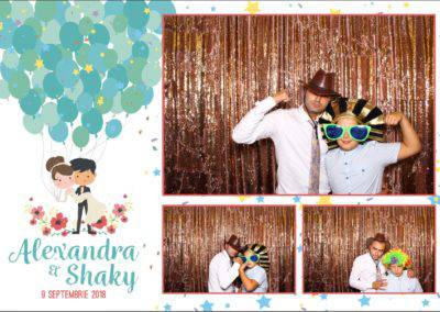 Cabina Foto Showtime - FUN BOX - Alexandra & Shaky - Nunta - OK Ballroom Ramnicu Valcea (50)