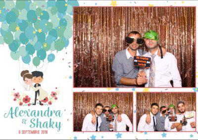 Cabina Foto Showtime - FUN BOX - Alexandra & Shaky - Nunta - OK Ballroom Ramnicu Valcea (51)