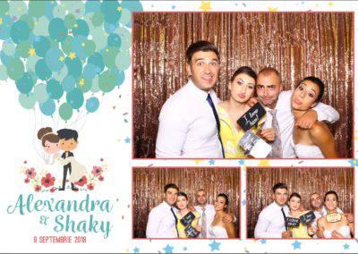 Cabina Foto Showtime - FUN BOX - Alexandra & Shaky - Nunta - OK Ballroom Ramnicu Valcea (52)