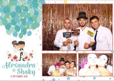 Cabina Foto Showtime - FUN BOX - Alexandra & Shaky - Nunta - OK Ballroom Ramnicu Valcea (53)
