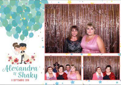 Cabina Foto Showtime - FUN BOX - Alexandra & Shaky - Nunta - OK Ballroom Ramnicu Valcea (54)