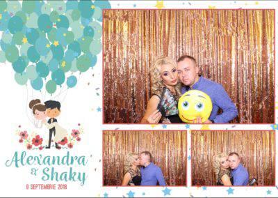 Cabina Foto Showtime - FUN BOX - Alexandra & Shaky - Nunta - OK Ballroom Ramnicu Valcea (55)