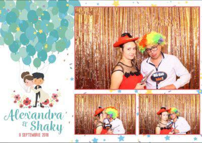 Cabina Foto Showtime - FUN BOX - Alexandra & Shaky - Nunta - OK Ballroom Ramnicu Valcea (56)