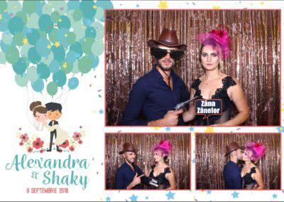 Cabina Foto Showtime - FUN BOX - Alexandra & Shaky - Nunta - OK Ballroom Ramnicu Valcea (57)