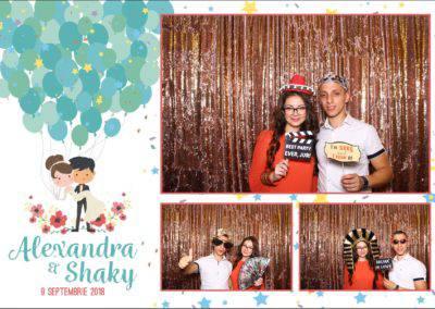 Cabina Foto Showtime - FUN BOX - Alexandra & Shaky - Nunta - OK Ballroom Ramnicu Valcea (58)