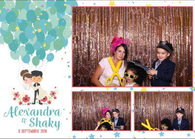 Cabina Foto Showtime - FUN BOX - Alexandra & Shaky - Nunta - OK Ballroom Ramnicu Valcea (59)