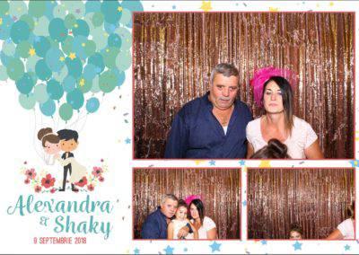 Cabina Foto Showtime - FUN BOX - Alexandra & Shaky - Nunta - OK Ballroom Ramnicu Valcea (60)