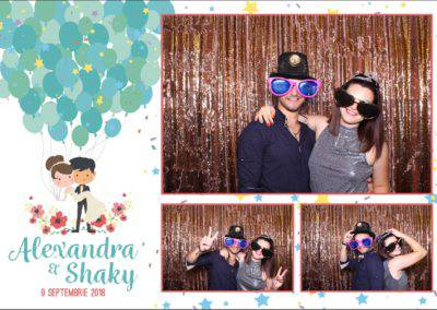 Cabina Foto Showtime - FUN BOX - Alexandra & Shaky - Nunta - OK Ballroom Ramnicu Valcea (61)
