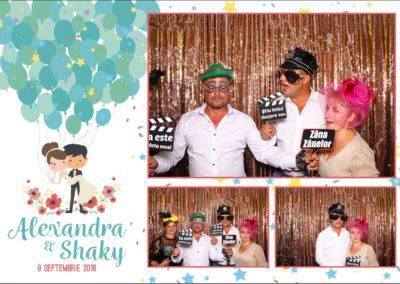 Cabina Foto Showtime - FUN BOX - Alexandra & Shaky - Nunta - OK Ballroom Ramnicu Valcea (62)