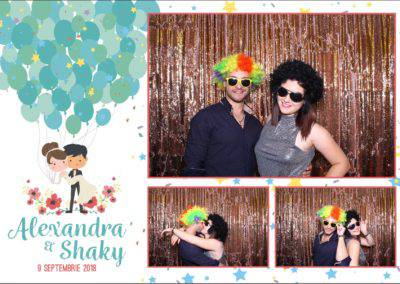 Cabina Foto Showtime - FUN BOX - Alexandra & Shaky - Nunta - OK Ballroom Ramnicu Valcea (63)