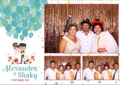 Cabina Foto Showtime - FUN BOX - Alexandra & Shaky - Nunta - OK Ballroom Ramnicu Valcea (64)