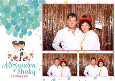 Cabina Foto Showtime - FUN BOX - Alexandra & Shaky - Nunta - OK Ballroom Ramnicu Valcea (65)