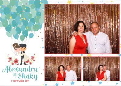 Cabina Foto Showtime - FUN BOX - Alexandra & Shaky - Nunta - OK Ballroom Ramnicu Valcea (66)