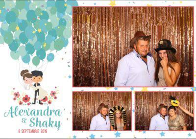Cabina Foto Showtime - FUN BOX - Alexandra & Shaky - Nunta - OK Ballroom Ramnicu Valcea (67)
