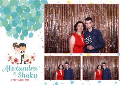 Cabina Foto Showtime - FUN BOX - Alexandra & Shaky - Nunta - OK Ballroom Ramnicu Valcea (69)