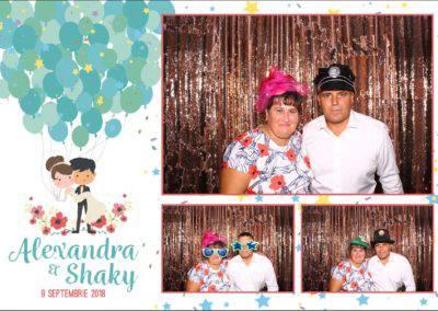 Cabina Foto Showtime - FUN BOX - Alexandra & Shaky - Nunta - OK Ballroom Ramnicu Valcea (7)